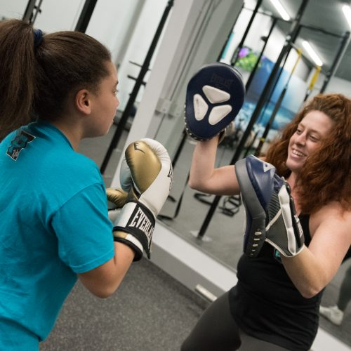 PURE strength and movement boxing personal trainer