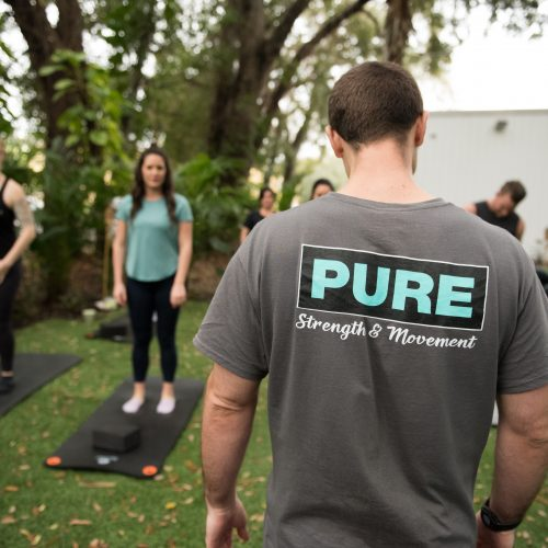 PURE Strength and Movement Yoga Tampa