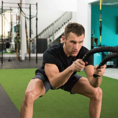 Clayton Maxwell Pure Strength Movement Personal Trainer