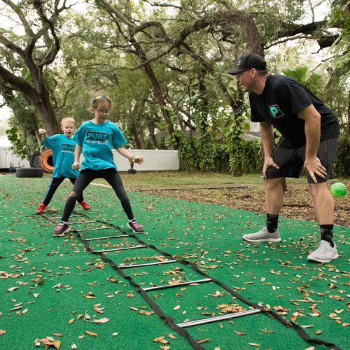 PURE Strength and Movement Personal Trainer and Children Tampa