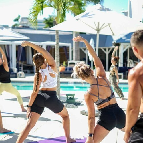 Pure Strength and Fitness Yoga at Godfrey Tampa
