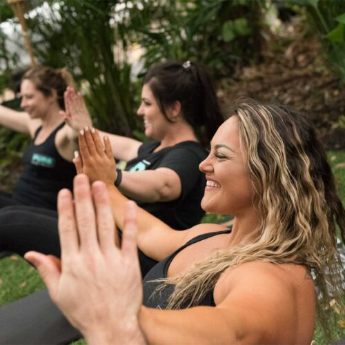 PURE Strength and Movement Yoga Class in Tampa